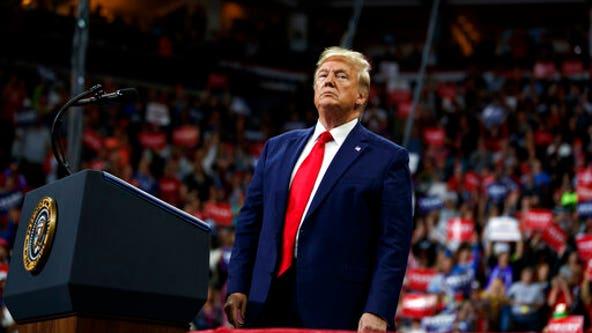 Trump seeks to turn impeachment probe into campaign weapon