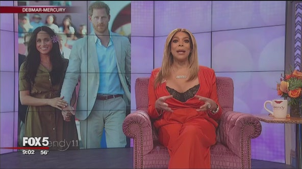 Good Day New York - Wendy Williams on Meghan Markle