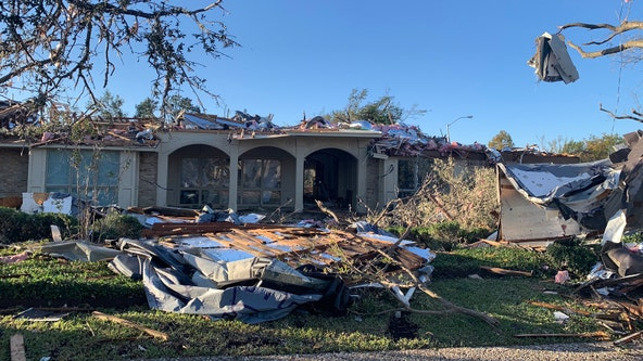 Confirmed tornado causes damages in North Dallas, surrounding areas