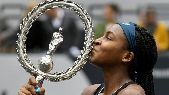15-year-old Coco Gauff beats Jelena Ostapenko for first WTA title