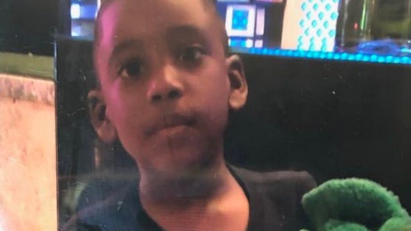 Car stolen with 6-year-old boy inside