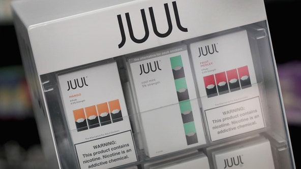 Juul halts sales of fruit, dessert-flavored pods for e-cigarettes