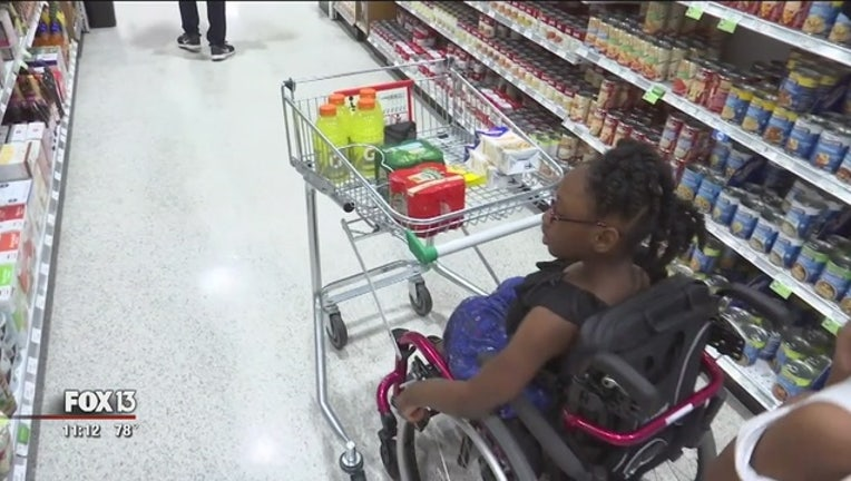 Publix rolls out new shopping carts for wheelchair-bound ...
