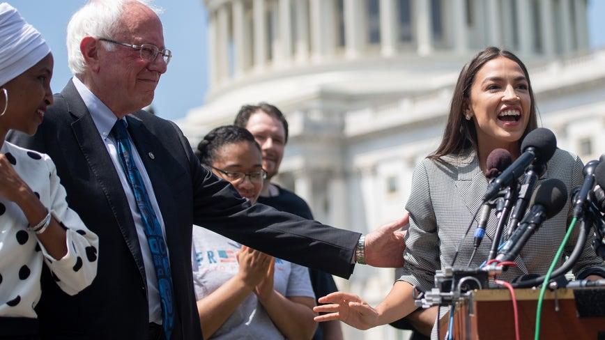 Ocasio-Cortez, Omar endorse Bernie Sanders for president
