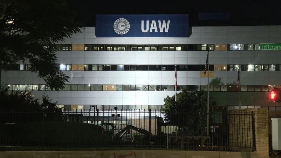 UAW HQ