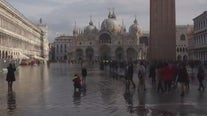 St. Mark's Square in Venice reopens after flooding