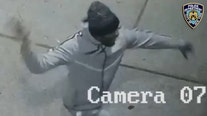 Video: Man with gun smashes windows, car mirrors in Brooklyn