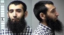 Manhattan bike path attack suspect complains to judge