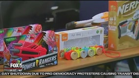 Consumer safety group releases list of worst toys for the holidays