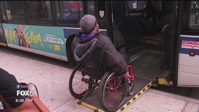 How getting to work can be a struggle for disabled New Yorkers