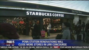 Stores in LIRR concourse closing during Penn Station renovations