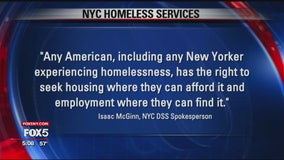 Yonkers mayor slams NYC about influx of homeless