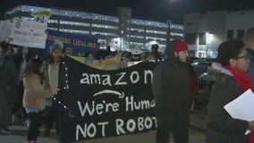 Amazon workers describe brutal work conditions