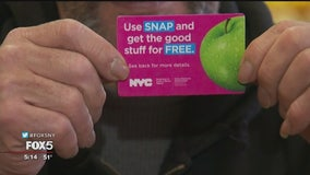 Program encourages SNAP users to buy healthy food