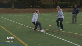 Report shows concussion danger for teen female soccer players