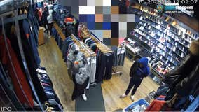 Video: Brooklyn store robbed