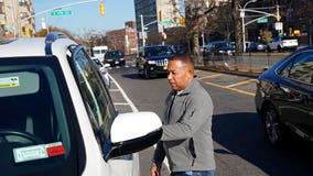 In ride-hail boom, livery cabs feel squeezed and forgotten