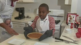 10-year-old baker is a budding mogul of cakes and pies