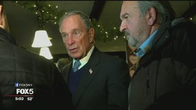 Bloomberg files for Presidential run