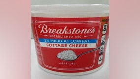 Breakstone's Cottage Cheese products recalled due to risk of plastic and metal contamination