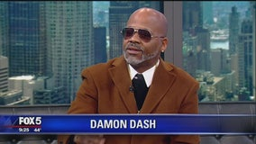 "Damon Dash: Arrest for failed child support payment was ""a set up"""