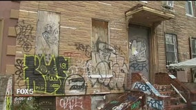 NYC tracking 'zombie homes'