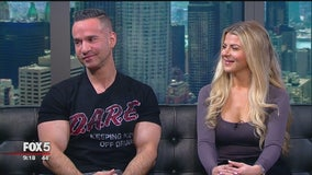 Mike 'The Situation' Sorrentino and wife, Lauren, have a new calling