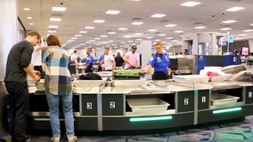 Expect record crowds at airports this Thanksgiving