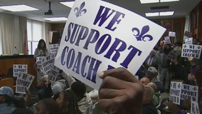 Families continue to rally for reassigned New Rochelle HS football coach