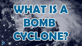 What is a bomb cyclone a.k.a. bombogenesis?