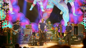 Coldplay is refusing to tour for environmental reasons