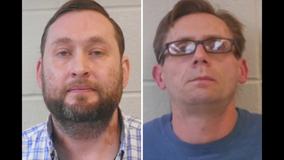 Chemistry professors accused of making meth