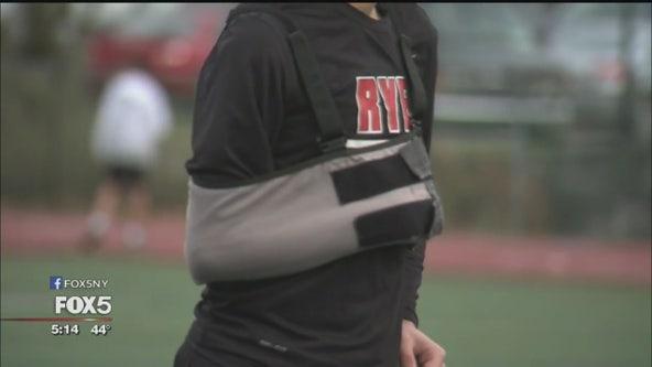 Teen soccer star defies rare disease to help lead his team to glory