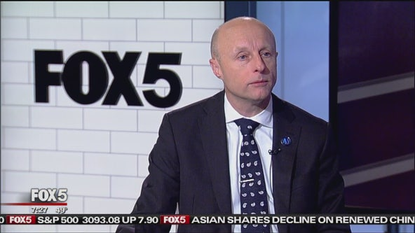 Andy Byford interviewed on Good Day New York