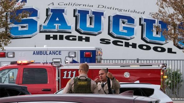 California school shooter, 16, dies