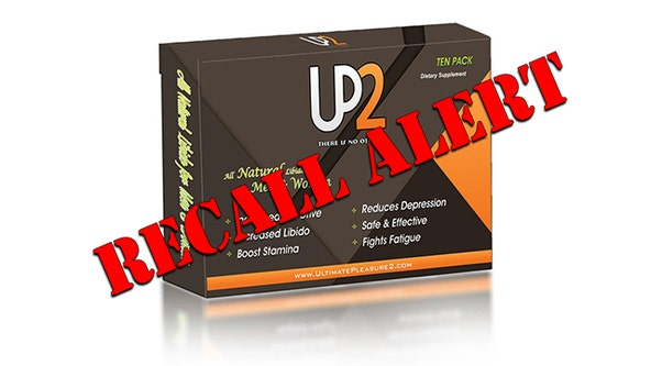 Libido supplement recalled due to undeclared erectile dysfunction drug