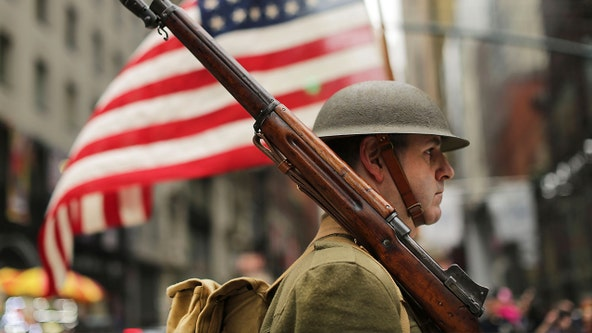 'Filled with solemn pride': How the end of the 'war to end all wars' brought about Veterans Day