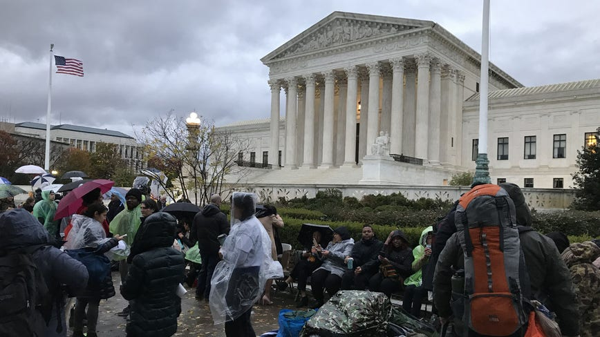 Protections for 660,000 immigrants are on the line at the Supreme Court