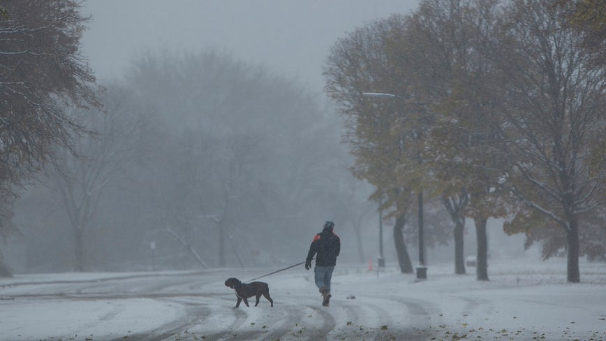 It's not over yet: Arctic blast blamed in deaths as cold shatters records from Maine to Deep South