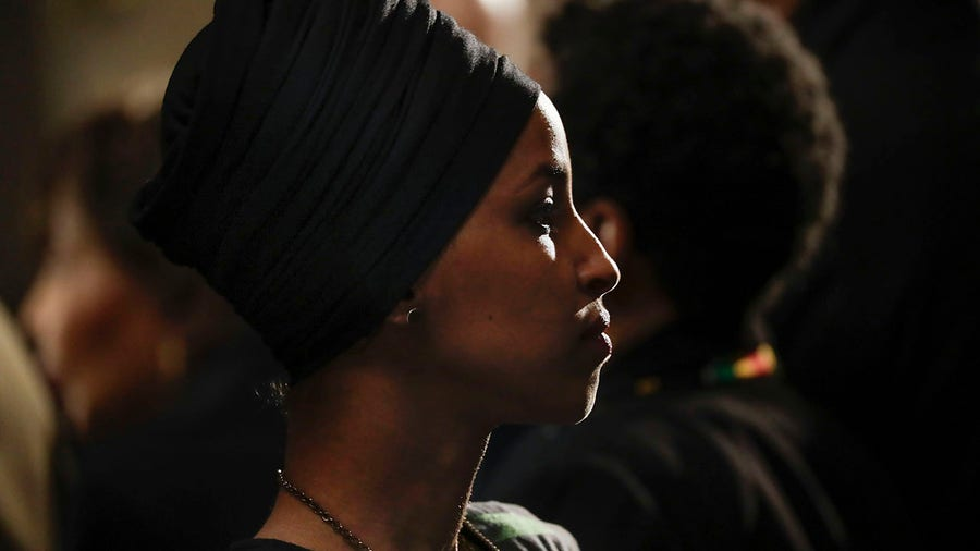 New York man pleads guilty to threatening to kill Rep. Omar