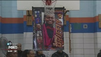 Charity fundraiser and basketball tournament held for teen killed by stray bullet