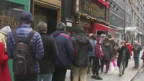 English football fever heats up Manhattan on Boxing Day