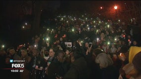 Emotional candlelight vigil honors the life of Tessa Majors