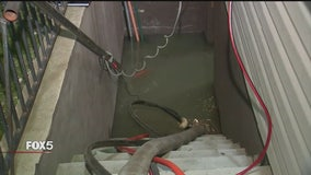 Sewage backups in Queens flood homes