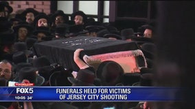 Orthodox community holds funerals for Jersey City shooting victims