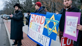 Jewish leaders urge action after another 'senseless' attack