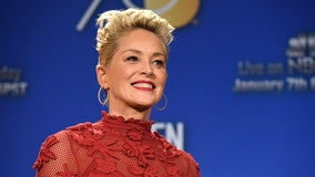 Sharon Stone's Bumble dating profile 'mistakenly' blocked