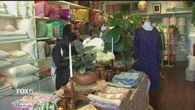 Local businesses celebrate small business Saturday