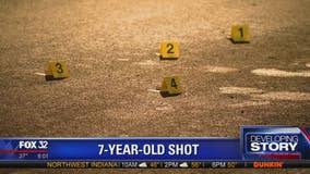 Christmas morning shooting wounds girl, 7, at Brighton Park home
