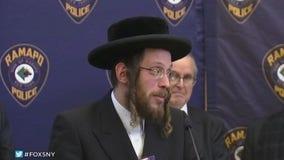 Hero of Hanukkah attack honored for his bravery